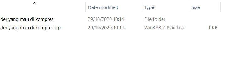 Kompresi Zip Menggunakan Python - Inpows
