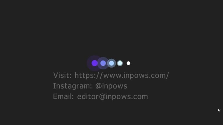 Membuat Efek Ripple Pada Loading Screen Menggunakan HTML dan CSS
