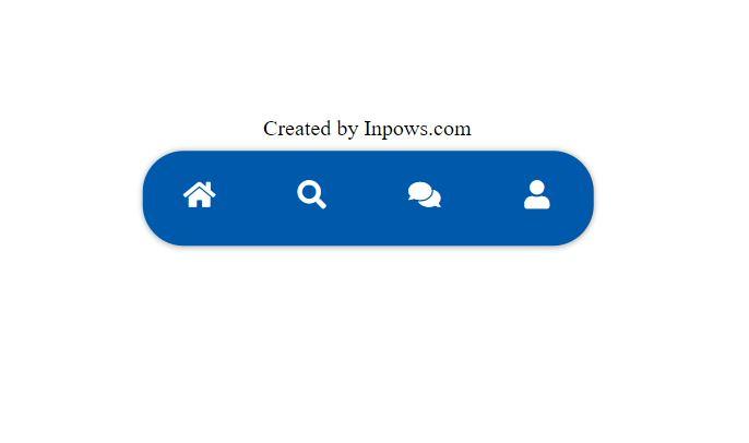Membuat Navigation Bar Menggunakan HTML dan CSS - Inpows